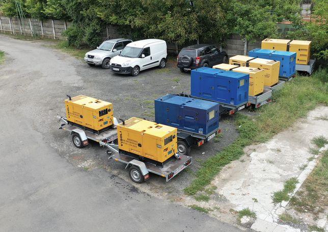 Inchiriere/Inchiriez Generator Curent Electric 20kva - 500kva