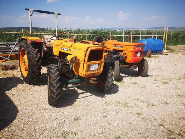 Utilaje Agricole Tractor FIAT Si piese Presa