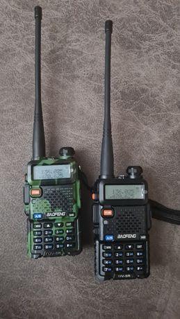 Радиостанция BaoFeng UV — 5R