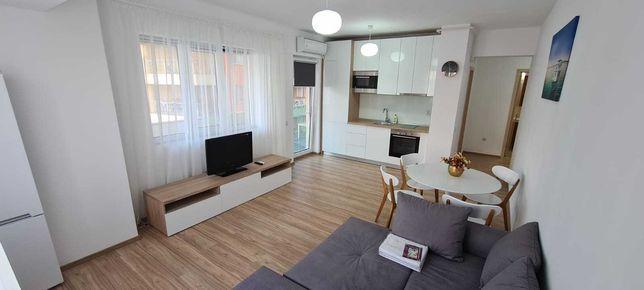 Apartament 2 camere regim hotelier Mamaia cu vedere la lac