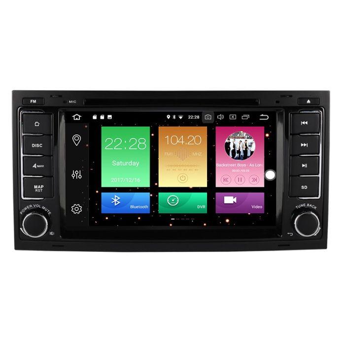 Navigatie Audi A4 B6 B7 SEAT Exeo GPS Android MP3 DVD Bucuresti - imagine 1