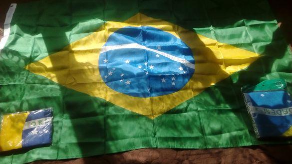 Знамена на Бразилия !!!