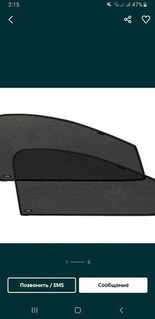 Шторки Laitovo оригинал на Hyundai Accent Solaris 15-16 года