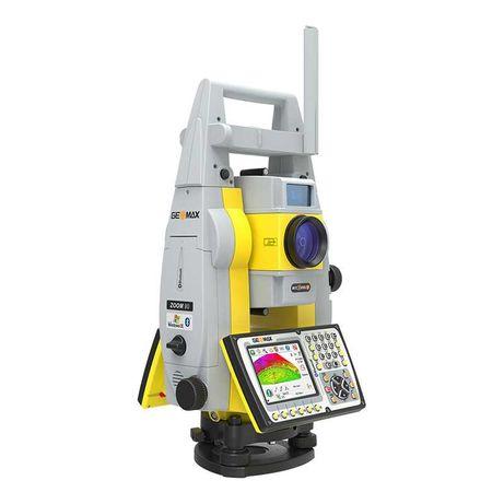 Тахеометр GeoMax Zoom75/50 Швейцария, приборы Leica TS, оборудование