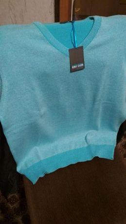 Нов мъжки пуловер - български