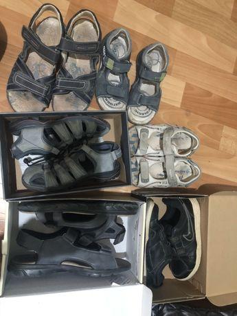 Обувь для мальчика в ассортимете