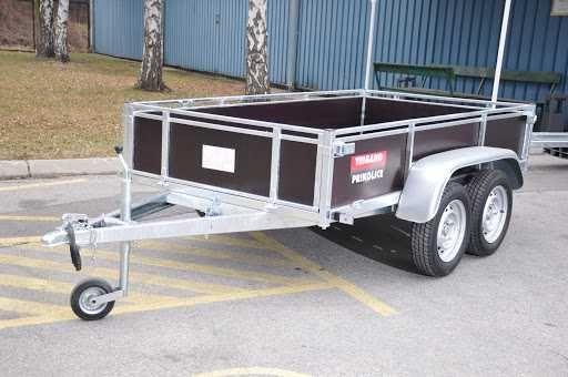 Remorci 750 kg, transport marfuri Usoare, MOTO & ATV !