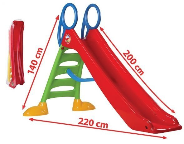 Tobogan mare copii 2 metri Nou ! Topogan Diverse culori