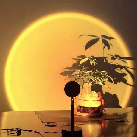 Сансет лампа/Sunset lamp в наличии