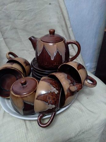 Сервиз чайный Бра́уни