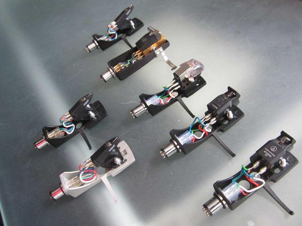 Pickup accesorii : doze MM / MC Audio Technica, Ortofon, Nagaoka, Dual