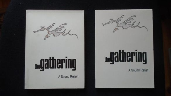 """THE GATHERING - """"A Sound Relief"""" 2005 DVD x2"""