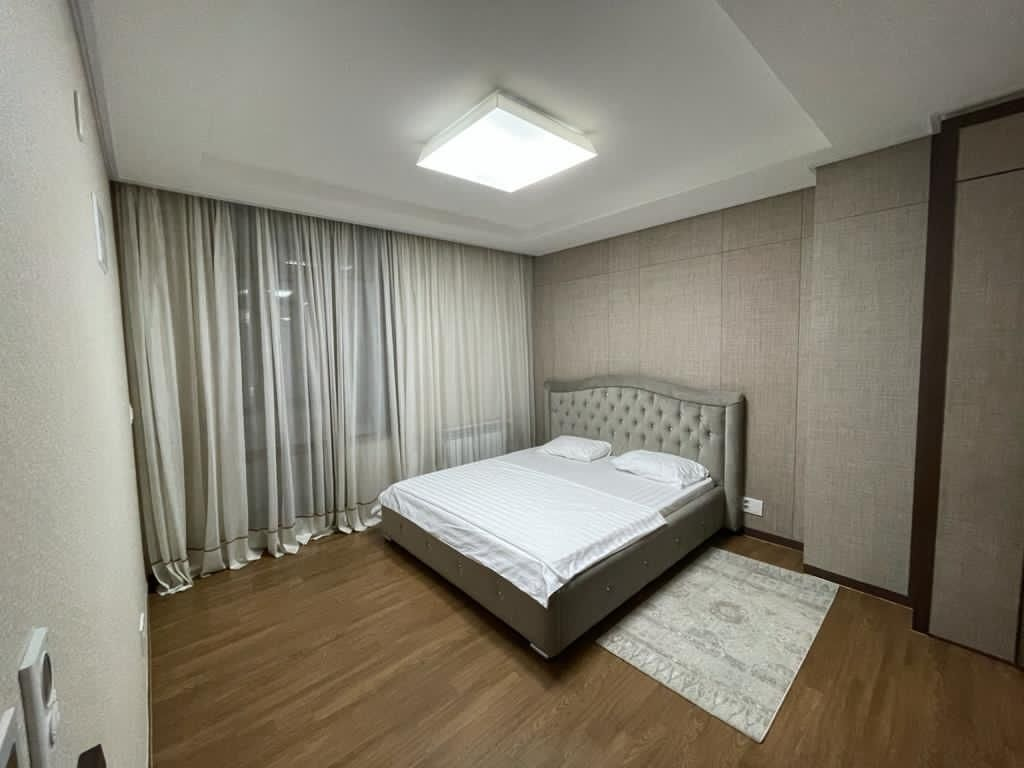 Люксовая квартира  в жк Хайвилл Астана
