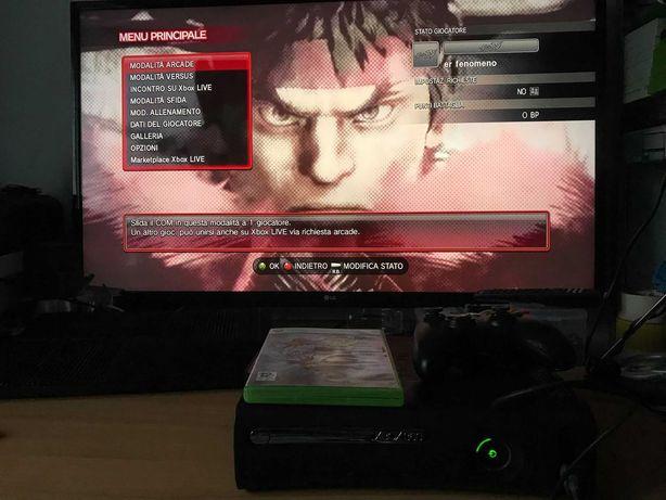 CONSOLA joc XBOX 360 cu maneta controler