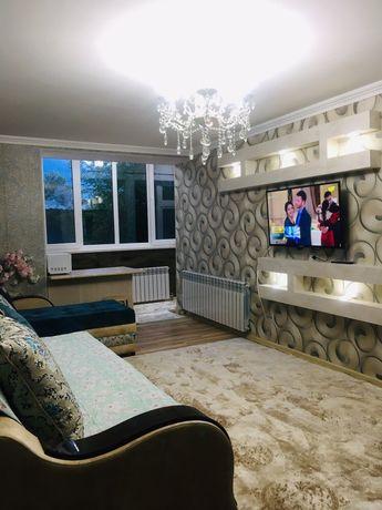 Возле мега Айболит сдается 3х комнатная квартира Байтурсынова 2.