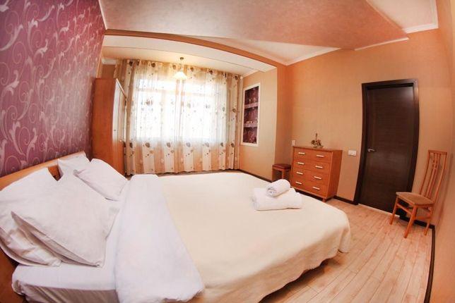 Трехкомнатная квартира в районе ТРЦ МЕГА и Атакент