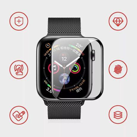 3D Протектор за Apple Watch iWatch 4 5 6 SE 40mm 44mm / Nano