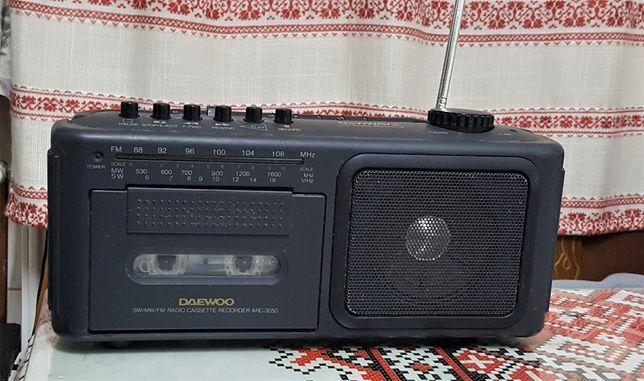 Vand Radio casetofon Daewoo ARC3050