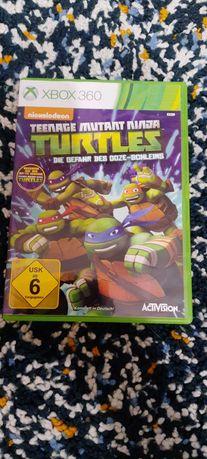 Joc X-box 360 Teenage Mutant Ninja Turtles