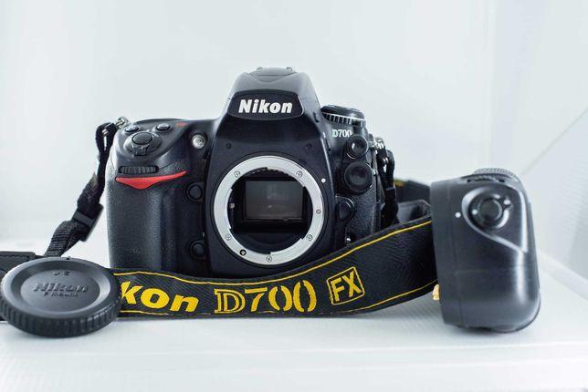 Nikon D700 se poate vinde și cu obiective