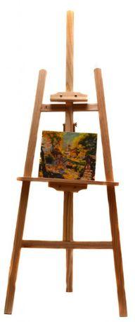 Статив за рисуване на картини с регулируема височина