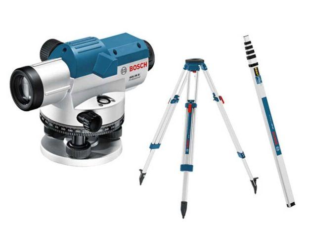 Нивелир оптический Bosch GOL 32 G + BT160 + GR500