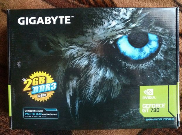 Placa video GIGABYTE GT 730
