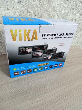 Автомагнитола VIika 1787. USB