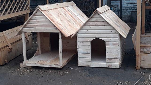 Будка для собак, вольер, домик для кошек