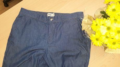Марков нов дънков панталон, 100% памук, Janina