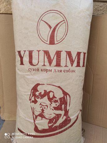 Корма для собак премиум класса казахстанского производства