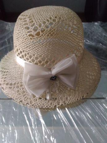Женские соломенные шляпки