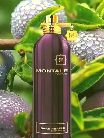 Montale, dark purple, 100 ml