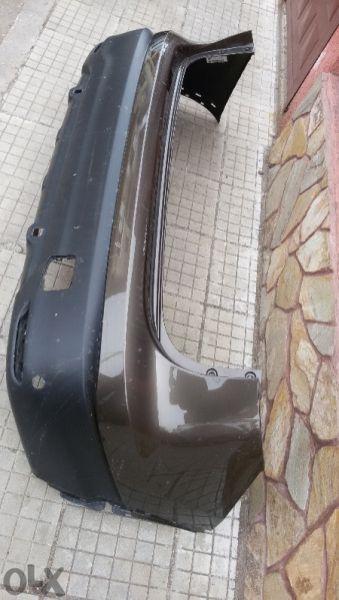 Предна и задна броня и ляв фар за Nissan Qashqai 2014- 15г