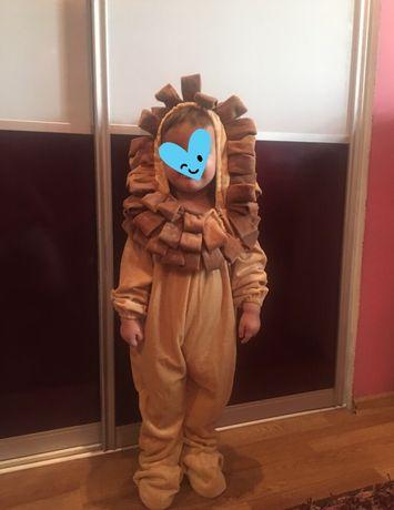 Продам костюм львёнка