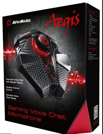 Microfon Gaming AVerMedia AEGIS