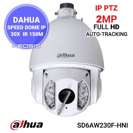 Camera IP supraveghere speed dome DAHUA SD6AW230-HNI Noua in cutie