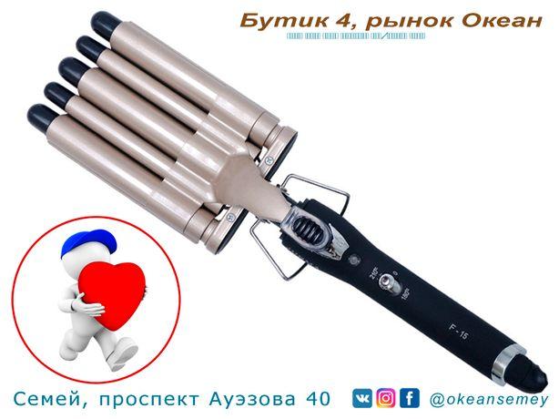 Плойка-щипцы Gemei GM2933 пятиволновая