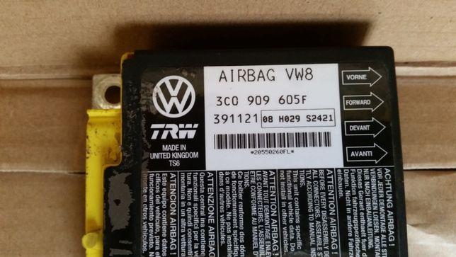 Calculator airbag VW Passat B6 Ford Focus 2 Mondeo 3 Skoda Fabia