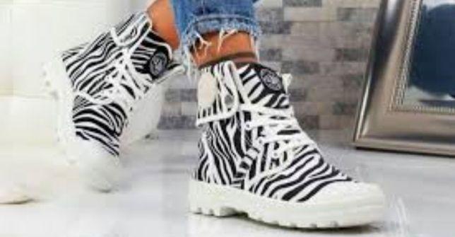 Ghete zebra-Nou  .