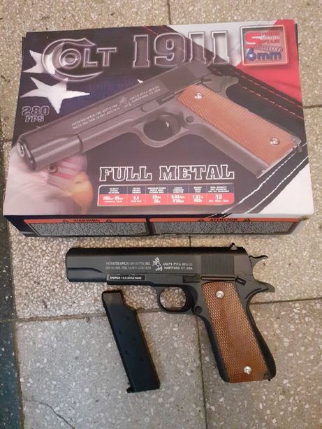 Pistol airsoft FULL METAL