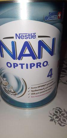 Смесь NAN OPTIPRO4 за 2500