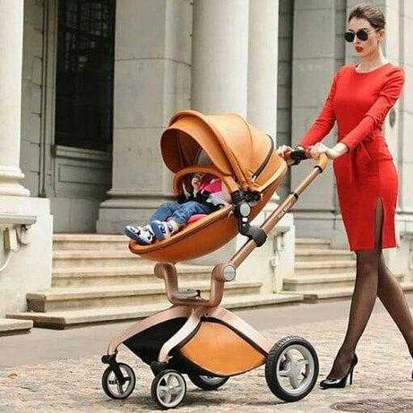 Детская коляска Hot Mom коляски детские Алматы + доставка
