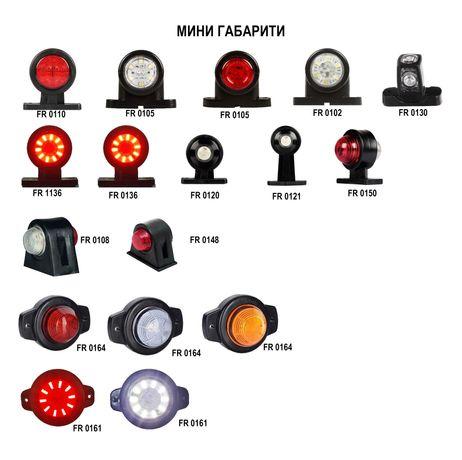 Мини габарити LED/Диодни