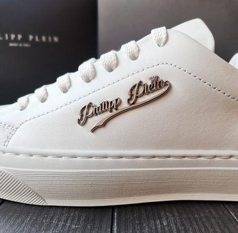 PHILIPP PLEIN    Lo-Top Sneakers Signature Edition