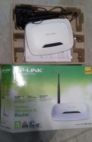 Router wireless TP-Link 150Mbps WR740N