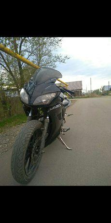 Продам мотоцикл не на ходу надо менять головку
