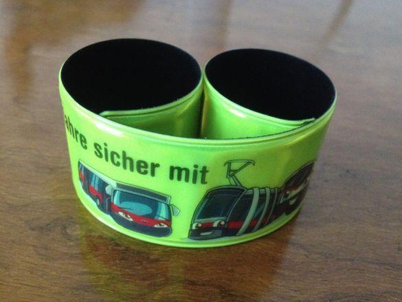 Светлоотразителна детска гривна - Германия