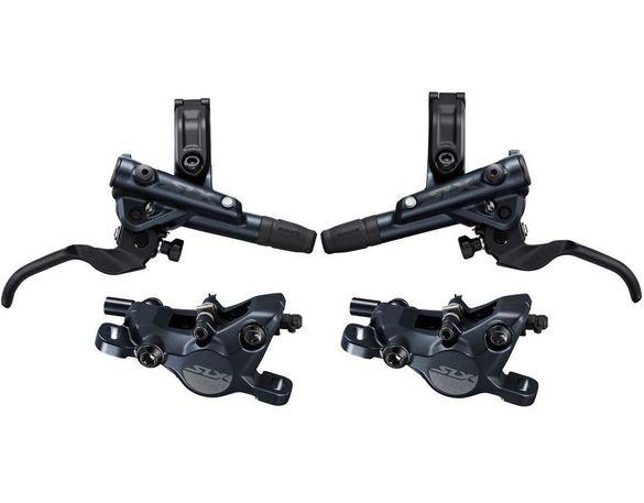 Shimano SLX BR-M7100 Resin J-Kit Disc Brake Set Дискови Спирачки