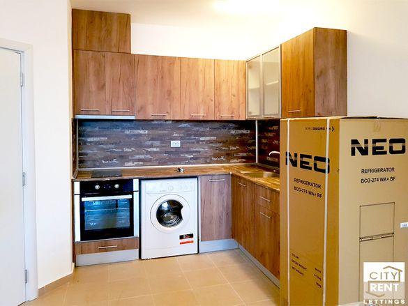 104064 Новообзаведен апартамент на междинен етаж с една спалня